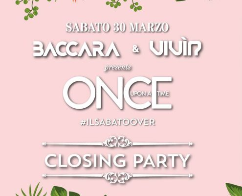 Once upon a time - locandina